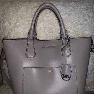 BRAND NEW GRAY MK BAG